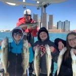 Walleye Fishing Charters